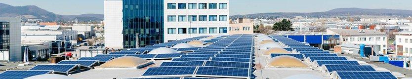 Dachflächenvermietung für Photovoltaik: Vor & Nachteile